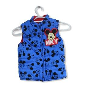 Mickey Mouse Kid's Vest